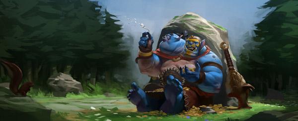 DotA 2 Ogre Magi
