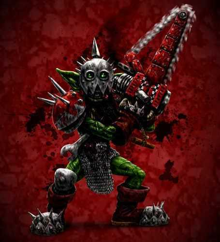Rizzark Goblin Shredder