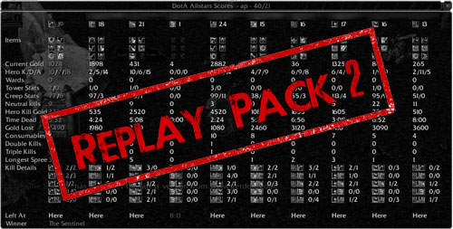 Replay pack 2